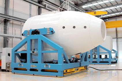 Joint venture: Spanish firm MTOI owns technolgoy rights to the nacelles that Weg produces in its factory in Brazil