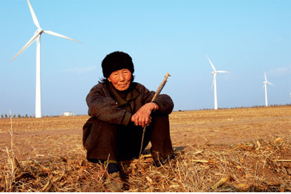 Manufacturers such as Vestas want to enter the Chinese market