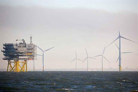 Dong's Burbo Bank Extension project is the first deployment for MHI Vestas' V164 8MW turbine