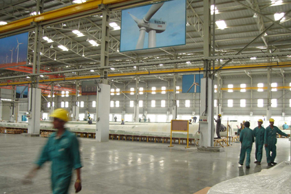 Suzlon delivers completed wind farms featuring its own turbines