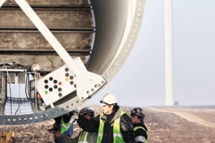 East to West: Suzlon turbines in Minnesota