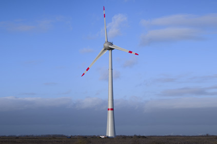 World's largest turbine The Enercon E-126 has a rating of 7.5MW