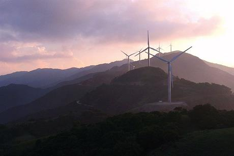 The portfolio EDF EN bought includes the 25.5MW Darongshan project in Guanxi province