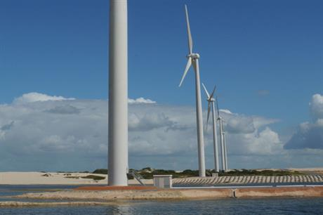 Hot spot… Latin America offers high capacity factors for wind (pic:Impsa)
