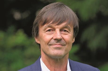 New environment minister Nicolas Hulot wants to simplify permitting system for offshore projects (pic: Arnaud Bouissou/TERRA)