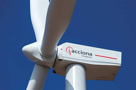 Merger benefits… Nordex recently launched the Acciona-designed AW125/3000 in India, which will be the biggest 3MW machine in the country