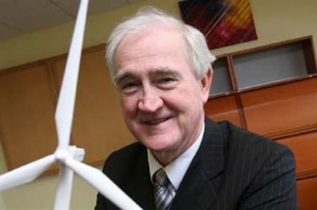 Mainstream Renewable Power CEO Eddie O'Connor
