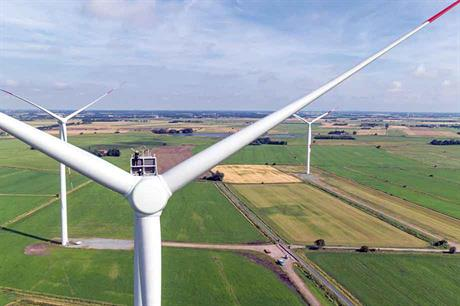 Orders… Siemens' deals in the quarter include nine SWT-3.2-113 for EDF Luminus projects in Belgium