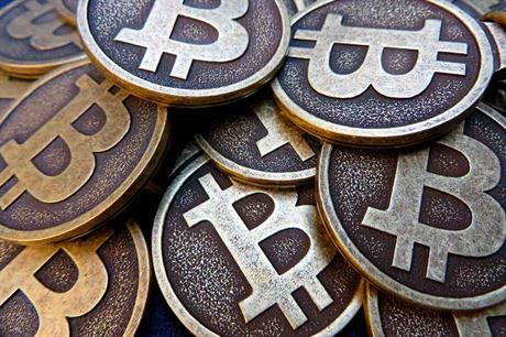 Bitcoin… The technology behind the virtual currency is being applied to energy trading (pic: BTC Keychain)