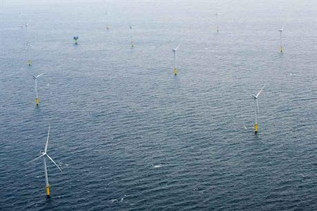 Offshore expansion - The Dutch plan is to push out offshore capacity by 700MW a year (pic: Eneco)