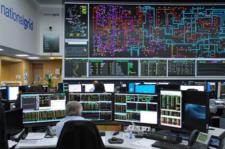 Research… National Grid in the UK has studied reserve requirements (pic:Decc)