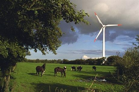 Community projects… Germany's wind power growth has been driven by local investment (pic: BWE/Thorsten Paulsen)