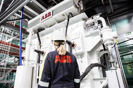 ABB has doubled the capacity of its 33kV wind turbine transformer