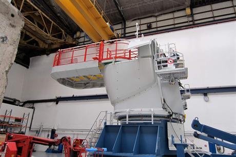 Alstom's Haliade turbine will be built in northern France