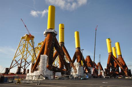 Bremerhaven is planning a dedicated offshore teminal