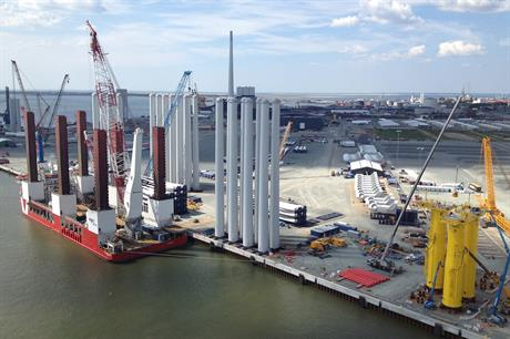 MHI Vestas is expanding its production and assembly capacity at the Port of Esbjerg