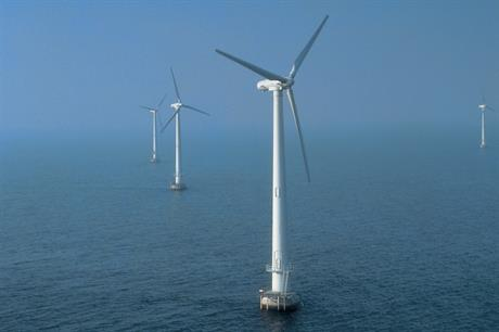 The 25-year-old Vindeby offshore project comprises 11 Bonus 450kW turbines