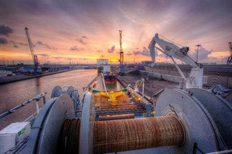 ESS clearance tool on board the Havila Jupiter vessel