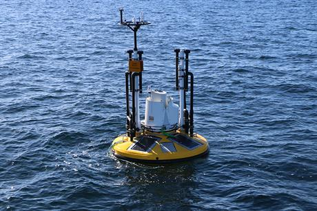Lidars are often used for offshore wind site assessments (pic: Fugro)