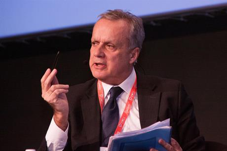 Nick Gardiner will become managing director of offshore wind at GIB (pic: EWEA)