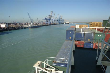 Challenge… Port handlingcapacity could pose a problem for offshore development in India