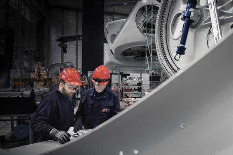 MHI Vestas is expanding the workforce at its sites in Lindø and Nakskov