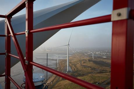 MHI Vestas V164-8.0MW turbines will be backed up by 15-year service deal at Deutsche Bucht