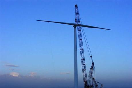 Ming Yang's 3MW SCD turbine in testing