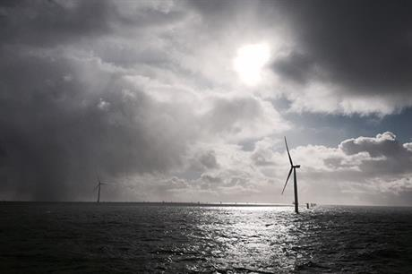 First power has been delivered from the 600MW Gemini offshore wind project