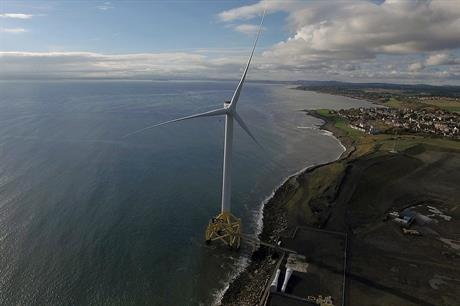 ORE Catapult will create a 'digital clone' of the 7MW turbine using sensors