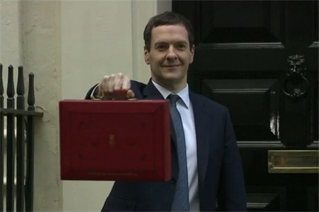 George Osbourne delivered the 2016 budget to parliament today