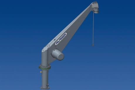 Palfinger Marine will supply the cranes to the 97 turbines at Gode Wind 1 and 2