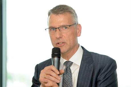 Industry expects the offshore market will grow up to 20% in the coming years, said Andreas Nauen