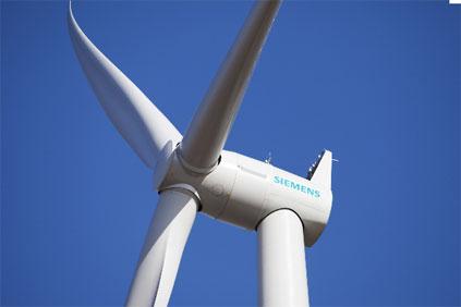The project will use 48 Siemens 3MW turbines