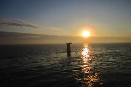 The first foundation has been installed at Statkraft, Statoil and Masdars 402MW Dudgeon offshore project in the UK North Sea