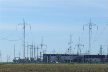 High-Voltage Direct Current lines