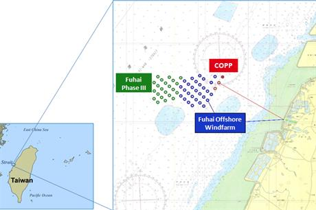The pilot will be the first of three phases at the Fuhai project