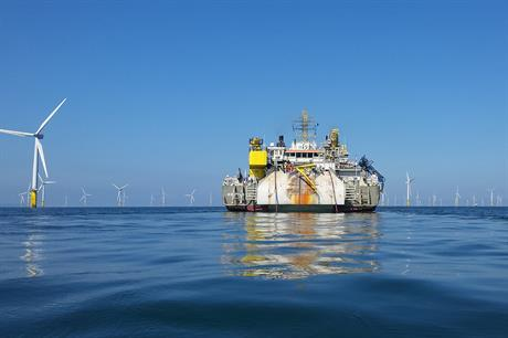 Boskalis plans to buy VolkerWessels' offshore business, including the remainig 50% stake in VBMS
