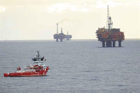 Shell's Brent oil field in the North Sea is being decommissioned. The Brent Spar storage rig, subject of a high-profile Greenpeace protest, was dismantled in Norway in the 1990s in Norway