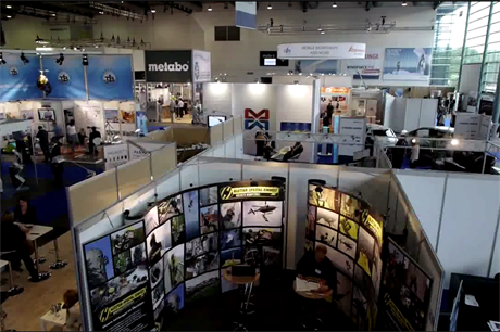 Windforce exhibition in 2014