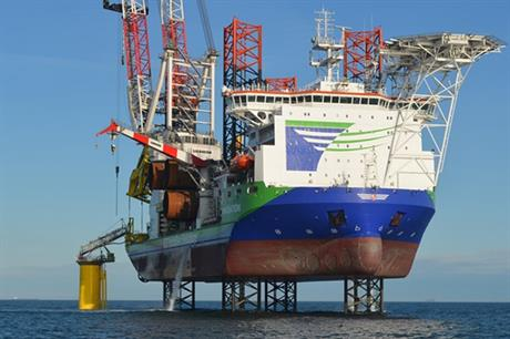 GIB and Marubeni jointly hold a 50% stake in Westermost Rough