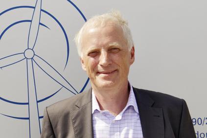 Nordex CEO Thomas Richterich