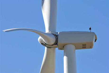 EDF will service the GE 1.6MW turbine