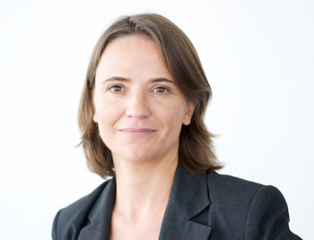Béatrice Buffon is charged with leading on EDF's offshore wind projects in French waters