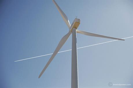 Future LM blades may predict wind speeds