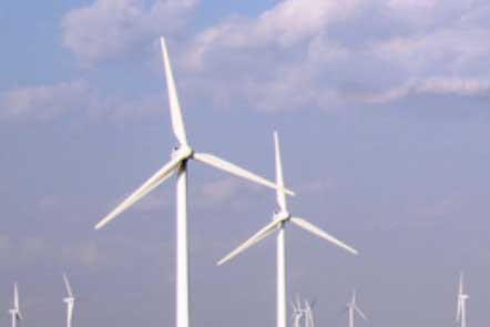 Haizhuang turbine in China