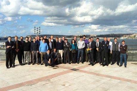 The Hiprwind general assembly was held in Bilbao last year