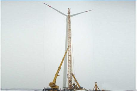 One of the projects is the 90MW Karcino wind farm