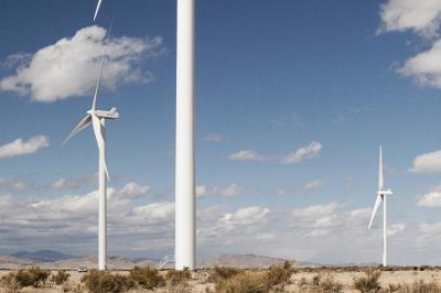 Vestas V110-2.0 MW wind turbines
