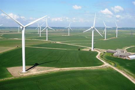 RWE's Little Cheyne Court wind farm in Kent